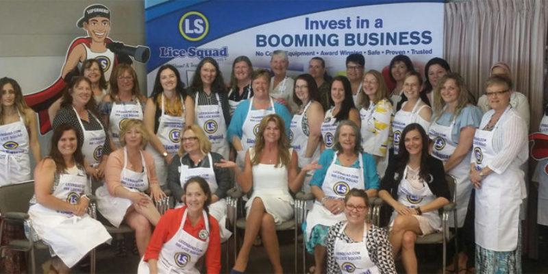 LiceSquad.com Group Photo
